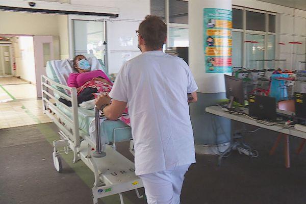 hôpital / CHPF / Taaone
