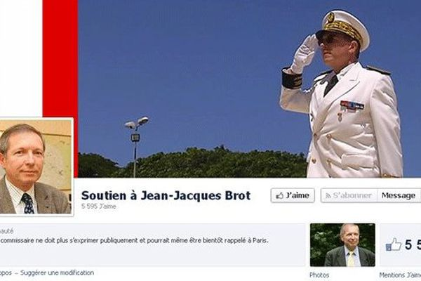 Facebook Jean-Jacques Brot