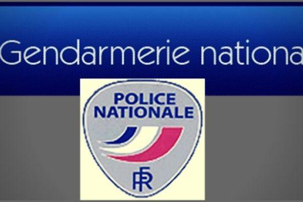 logo gendarmerie police