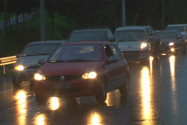 Levée de blocage des axes routiers contrôlés par les rouleurs