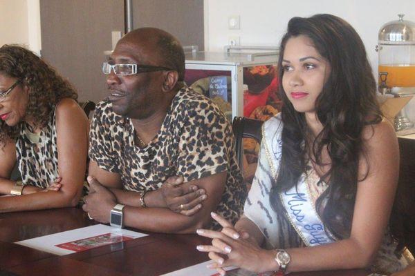 Séance de sélection pour Miss Guyane