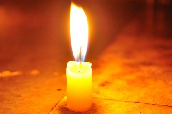 Diwali - bougie