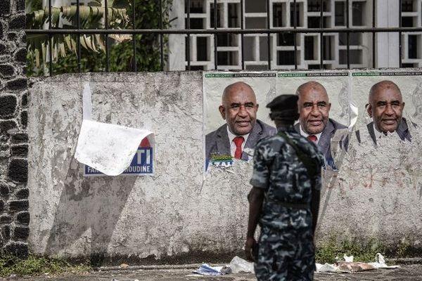 Comores élection présidentielle