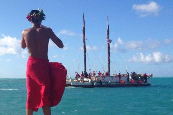Projet Moana Nui : pour valoriser les pirogues polynésiennes