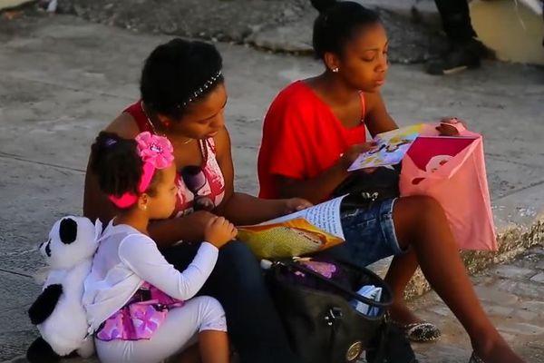 Foire du livre de la Havane