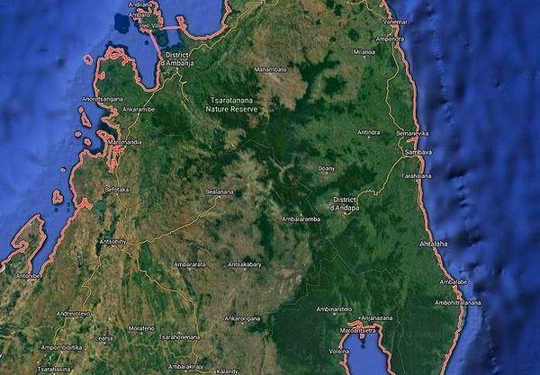 Nord de Madagascar touché par Éloïse