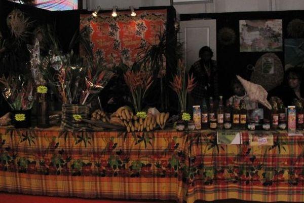 Les stands de produits traditionnels