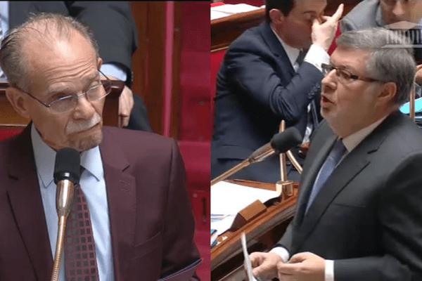 Alfred Marie-Jeanne et Alain Vidalies