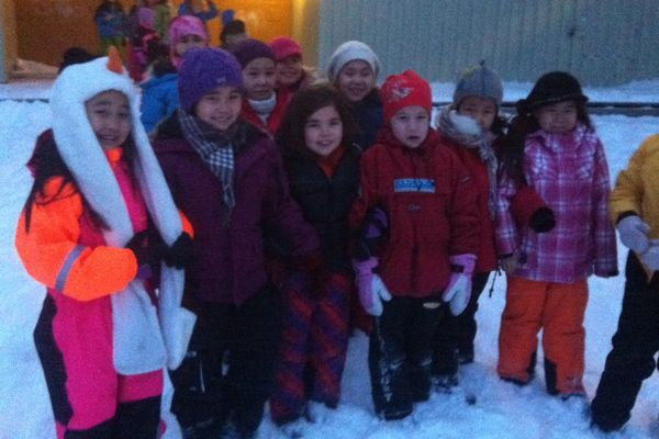 Groenland éducation