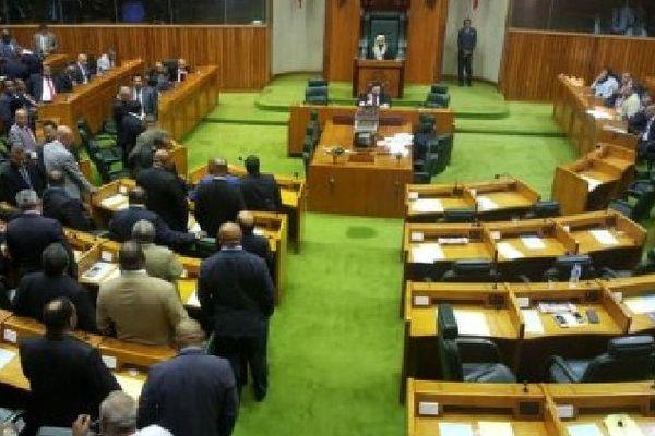 Parlement papou