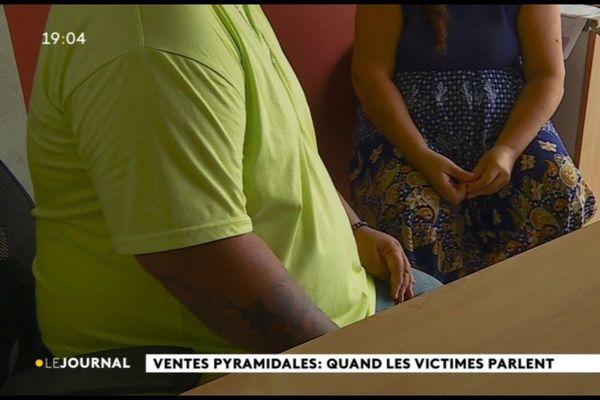 Ventes pyramidales : quand les victimes parlent