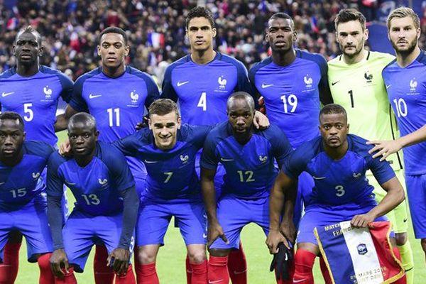 Équipe de France de football