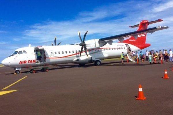 Grève Air Tahiti