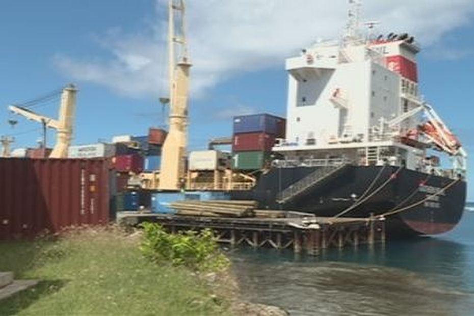 Futuna : les travaux du quai de Leava débuteront dans deux mois - Wallis-et-Futuna la 1ère