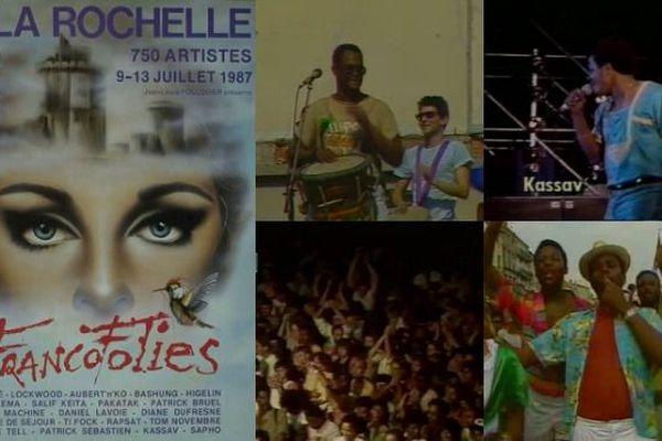 Francofolies 1987