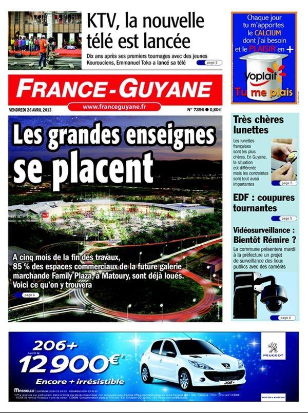 Une Guyane