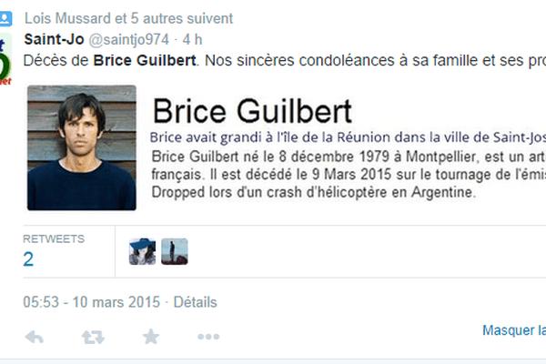 Brice Guilbert