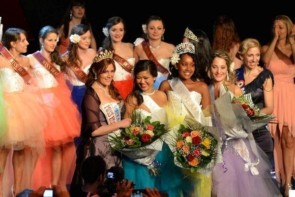 Sandrine Sandanon Miss DeafFrance 2013