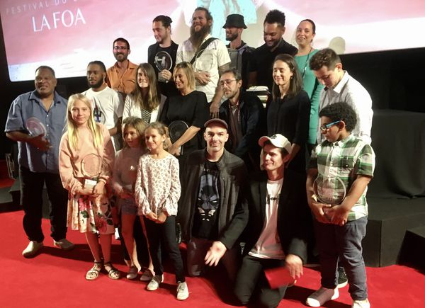festival La Foa 2021 : palmarès