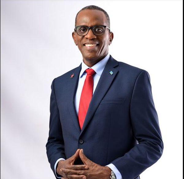 Sainte Lucie Premier ministre Philip J. Pierre