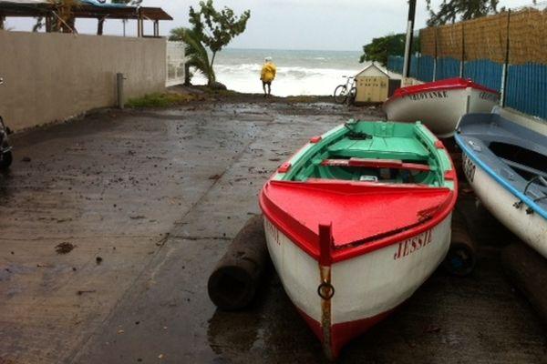 Felleng ouest : Pêcheur attend