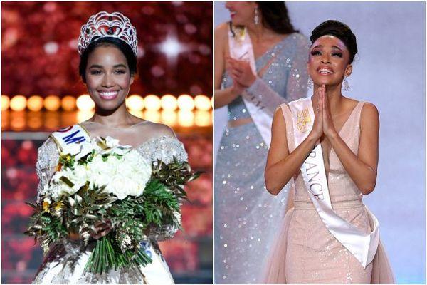 deux miss Guadeloupe au sommet
