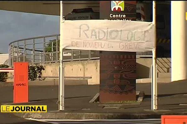 Menace de grève générale à l'hôpital du Taaone