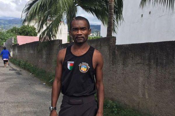 Joachim Chatelar Tour de l'ile pour Madagascar 24 06 18
