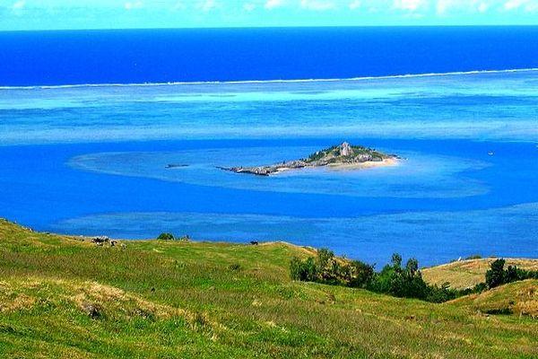 Ile de Hermitage à l'île Rodrigues