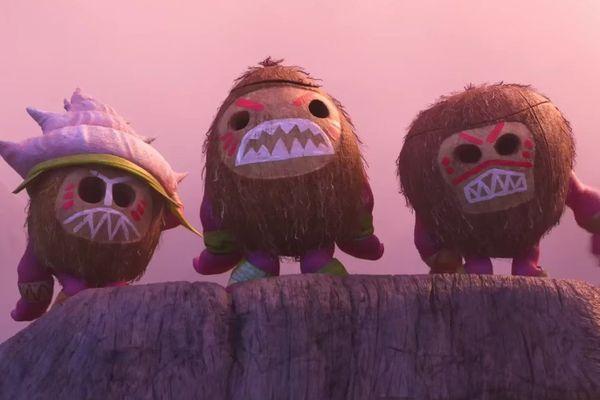 Vaiana : les pirates noix de coco