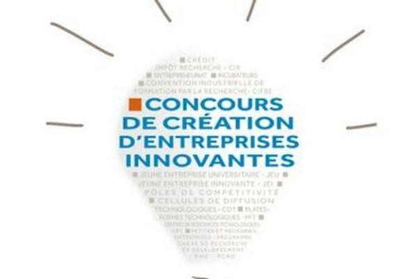 Concours de création d'entreprises innovantes