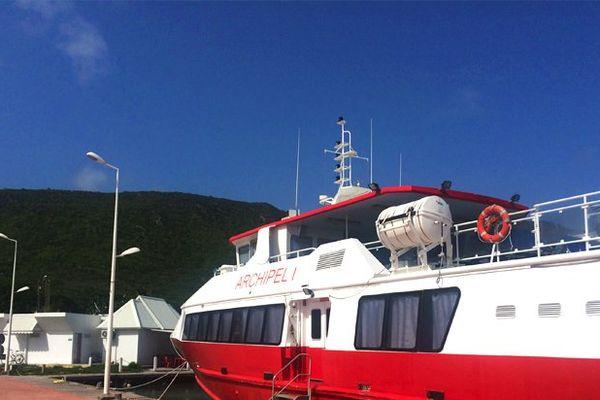 Navette archipel