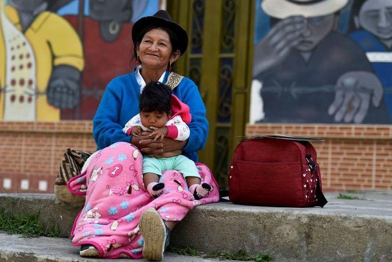 La misère des Amérindiens en Colombie