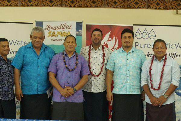 jeux du pacifique écolos samoa 2019
