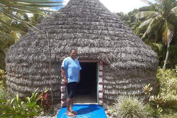 Gîte de Lifou case à Luengöni