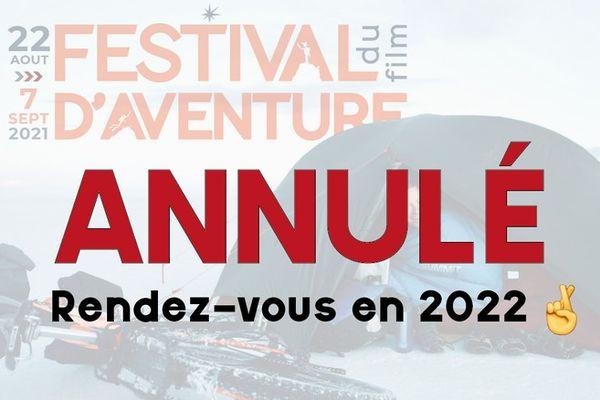 coronavirus covid festival du film d'aventure de la Réunion 17ème édition annulé 200721