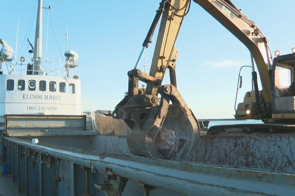 Le voyage des roches de Saint-Pierre jusqu'à l'isthme de Miquelon-Langlade