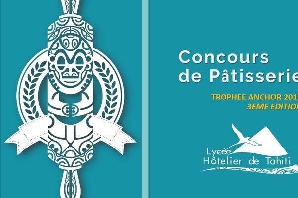 """Concours de pâtisserie """"Trôphée Anchor 2016"""""""