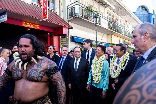 A la rencontre des Polynésiens