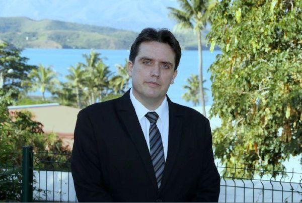 Gaël Lagadec président université UNC