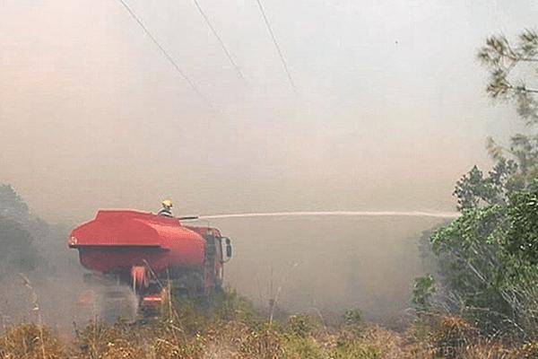 pompiers gaias