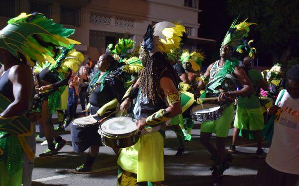 Carnaval de Nouméa 2019, Association afro-caraïbe