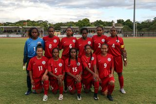 Foot féminin Coupe des Nations Equipe NC