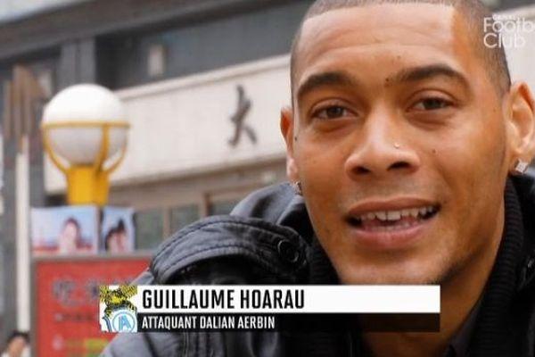 Guillaume Hoarau Canal + Chine