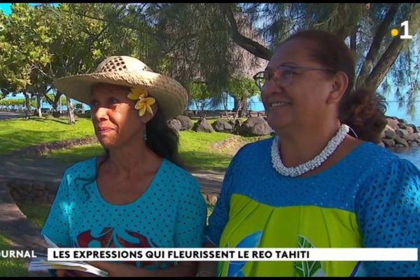 """Na tatou tera"" : 1 200 expressions tahitiennes"