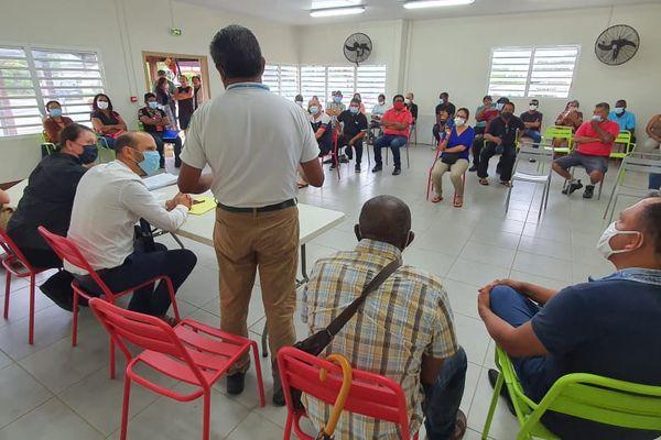 Pêche traditionnelle : réunion de concertation à Kourou