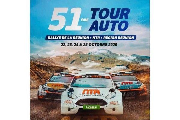 51ème Tour Auto - Rallye de La Réunion 121020