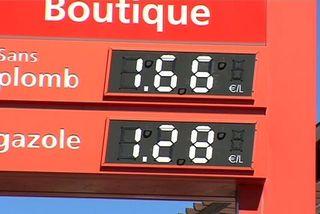 Hausse carburants : prix essence
