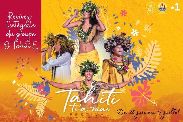 "[REPLAY] Revivez l'Intégrale du groupe ""O Tahiti E"" en 2019"
