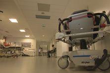 Salle des urgences du CHU de Martinique (image d'illustration).